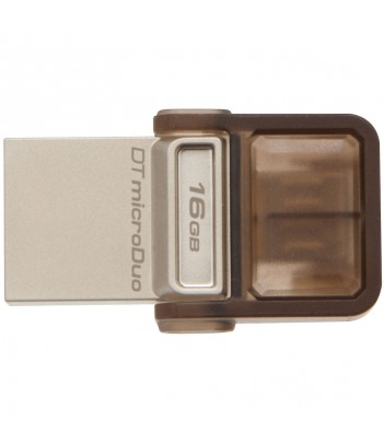 Pamięć USB 2.0 Kingston DataTraveler microDUO 16GB