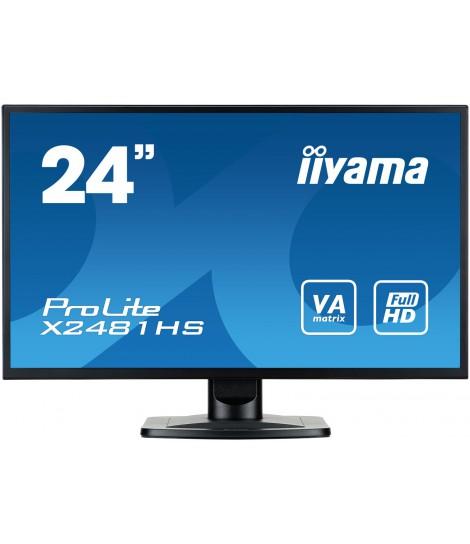 "iiyama 23.6"" VA X2481HS-B1"