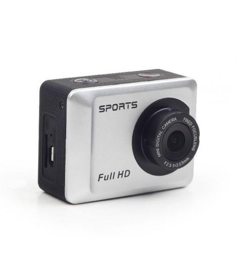 Kamera sportowa Gembird ACAM-002 z wodoszczelną obudową i akcesoriami