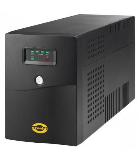 Zasilacz UPS Orvaldi 2000 LED USB