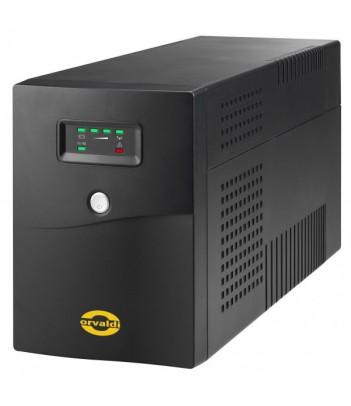 Zasilacz UPS Orvaldi 1500 LED USB