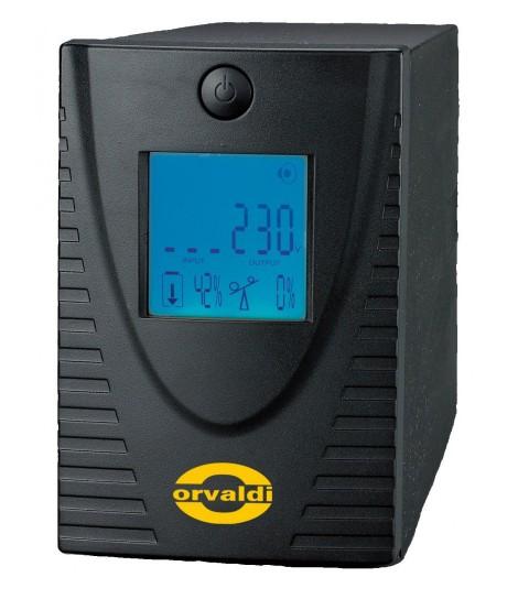 Zasilacz UPS Orvaldi 700 LCD USB