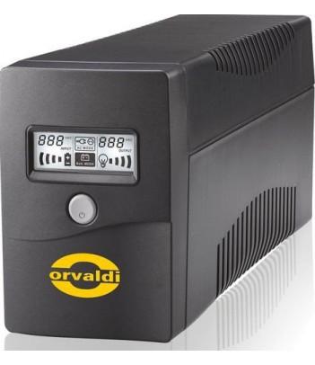 Zasilacz UPS Orvaldi sinus 600 LCD