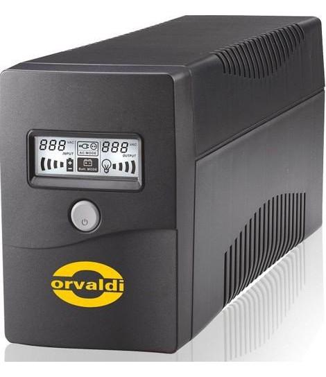 Zasilacz UPS Orvaldi 650 LCD USB