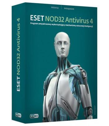Eset NOD32 Antivirus licencja na 1 rok (1 użytkownik)