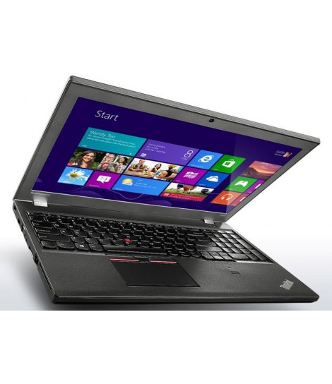 "Notebook LENOVO ThinkPad T550 15.5"" (20CK0000PB) Black"