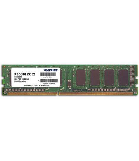 Pamięć RAM Patriot Signature 8GB DDR3 1333MHz
