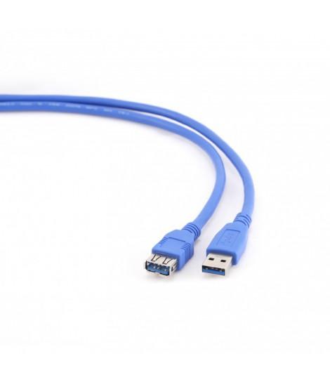 Kabel przedłużacz USB 3.0 Gembird AM-AF (3 m)