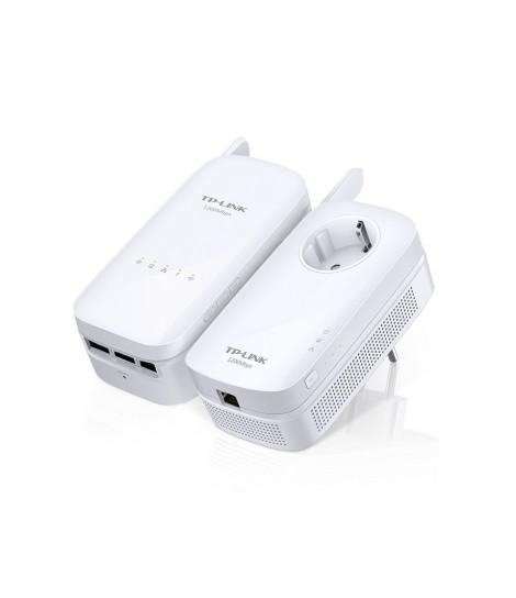 Zestaw transmiterów sieciowych TP-Link TL-WPA8630 KIT