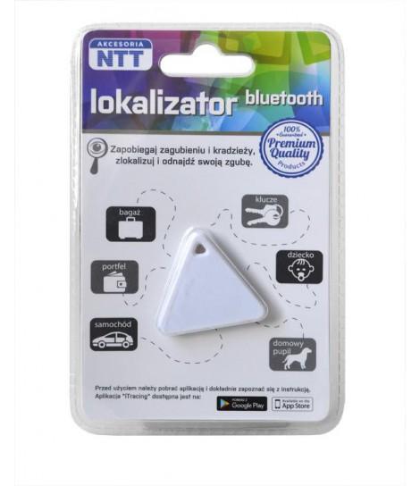 Lokalizator bluetooth NTT ACBT001W (typ trójkąt) biały