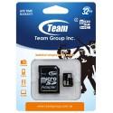 Karta pamięci microSDHC Team Group Class 4 32GB + Adapter SD