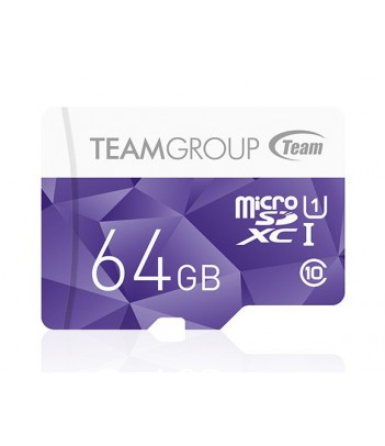 Karta pamięci microSDXC Team Group UHS-I Color 64GB
