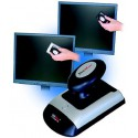 Czyścik Lenspen VidiMax VM-1 dedykowany do czyszczenia ekranów komputerowych i telewizyjnych