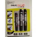 Zestaw Lenspen DSLR Pro Kit dedykowany do czyszczenia optyki aparatów fotograficznych
