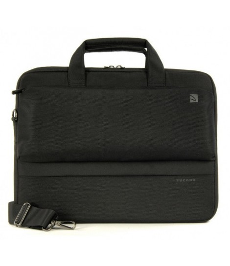 "Torba Tucano Dritta Slim do notebooka i ultrabooka 13"" - 14"" oraz MacBooka Pro 15"" Retina (czarna)"