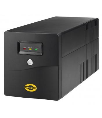Zasilacz UPS Orvaldi 1000 LED USB