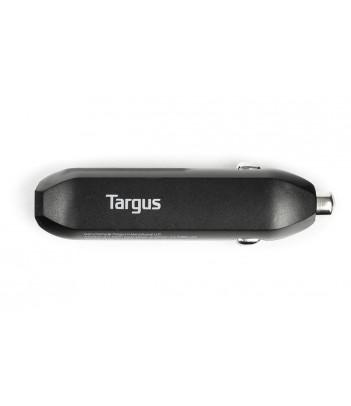 Ładowarka samochodowa USB Targus APD751EU z dwoma wyjściami USB