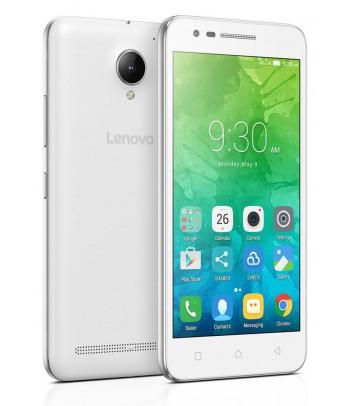 "Telefon LENOVO C2 5"" (PA450163PL) White"