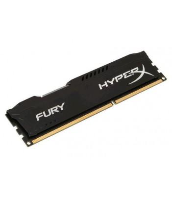 Pamięć RAM HyperX Fury Black 4GB DDR3 1600MHz