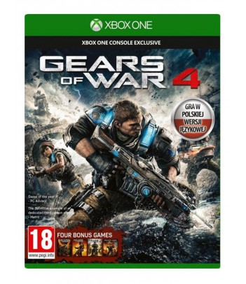 Gra Xbox One Gears of War 4: Standard Edition