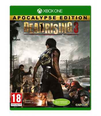 Gra Xbox One Dead Rising 3 Apocalypse Edition