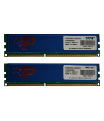 Pamięć RAM Patriot Signature 8GB (2x4GB) DDR3 1600MHz