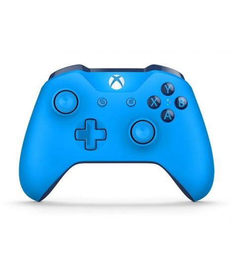 """Kontroler bezprzewodowy Microsoft """"Vortex"""" do konsoli Xbox One (niebieski)"""