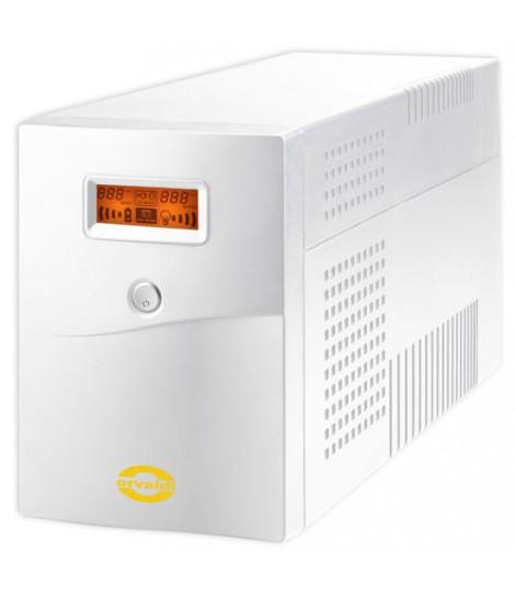 Zasilacz UPS Orvaldi MC-2000 sinus LCD USB