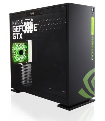 In Win 303 Nvidia Version (czarna)