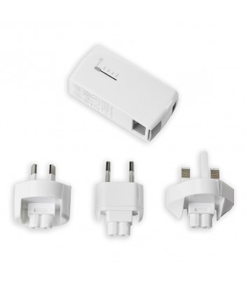 Ładowarka sieciowa USB Targus APD752EU + Power Bank 2100 mAh