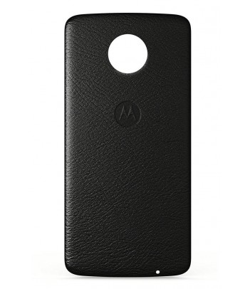LENOVO Moto Mods Style Caps (ASMCAPBKLREU) Black Leather