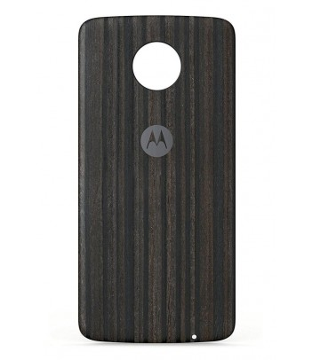 LENOVO Moto Mods Style Caps (ASMCAPCHAHEU) Charcoal Ash Wood