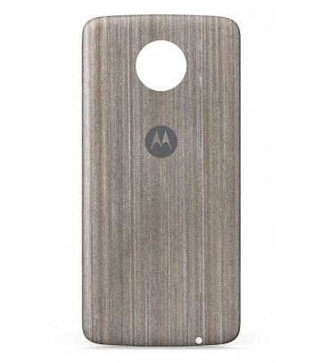 LENOVO Moto Mods Style Caps (ASMCAPSLOKEU) Silver Oak Wood