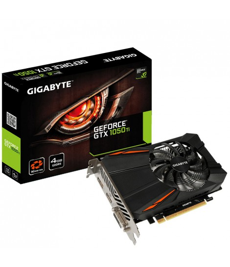 Gigabyte GeForce GTX 1050 Ti D5 4G 4GB