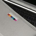 """Etui Tucano Colore Second Skin do notebooka 15.6"""" (czarne)"""