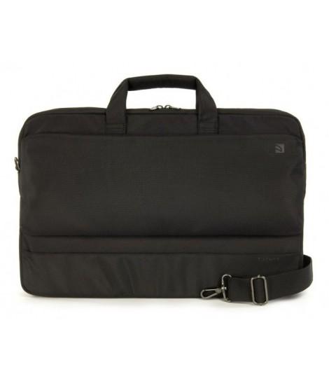 "Torba Tucano Dritta Slim do notebooka 17"" oraz MacBooka Pro 15"" Retina (czarna)"