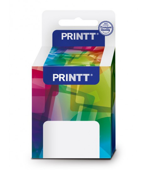 Tusz PRINTT do BROTHER NAB123C (LC123C) cyan 14 ml