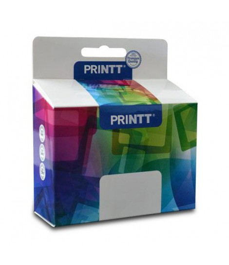 Tusz PRINTT do HP NAH364MXLR (CB324EE) magenta 14 ml