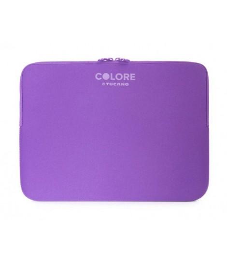 "Etui Tucano Colore Second Skin do notebooka 13"" - 14"" (purpurowe)"