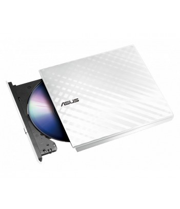Nagrywarka DVD+/-RW ASUS SDRW-08D2S-U LITE Slim (biała)