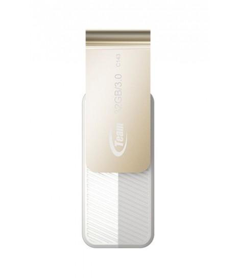Pamięć USB 3.0 Team Group C143 32GB (white)