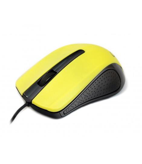 Mysz Gembird MUS-101-Y (żółta)