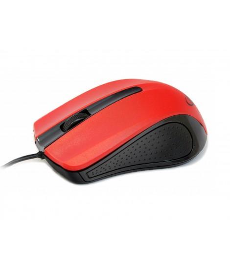 Mysz Gembird MUS-101-R (czerwona)