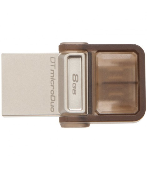 Pamięć USB 2.0 Kingston DataTraveler microDUO 8GB
