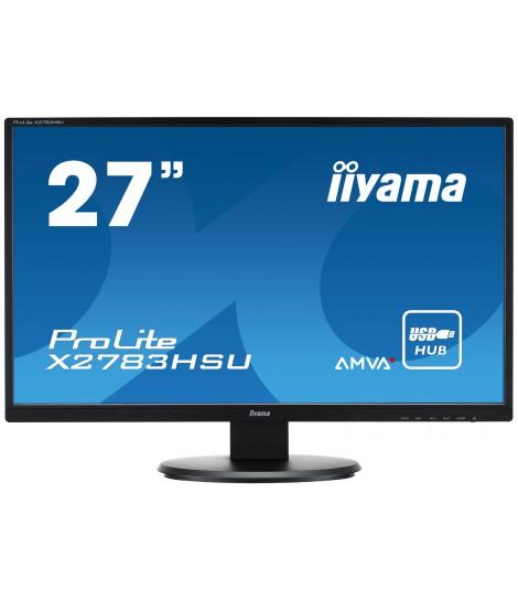 "iiyama 27"" AMVA+ X2783HSU-B1"