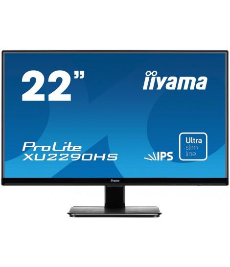 """iiyama 21.5"""" AH-IPS XU2290HS-B1"""