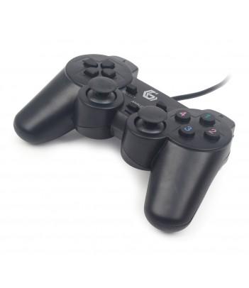 Gamepad przewodowy Gembird JPD-UDV-01 (dual vibration)