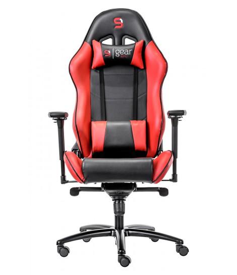 Fotel dla gracza SilentiumPC Gear SR500 (czerwony)