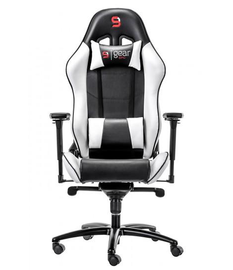 Fotel dla gracza SilentiumPC Gear SR500 (biały)