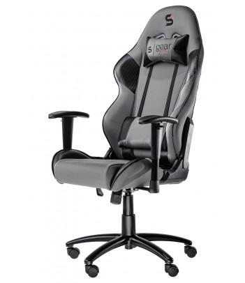 Fotel dla gracza SilentiumPC Gear SR300F (szary)